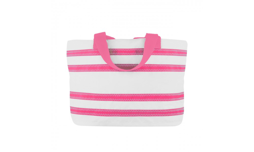 MCSC offer  Cabana Stripe Tote - Medium- PERSONALIZE FREE!