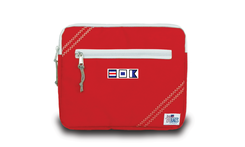 CSA Chesapeake iPad/Tablet Sleeve - YOU CAN PERSONALIZE IT!