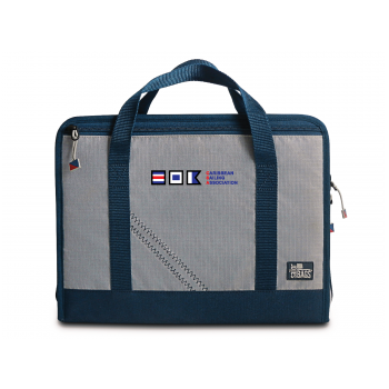 CSA - Silver Spinnaker Utility Case - You can personalize it!