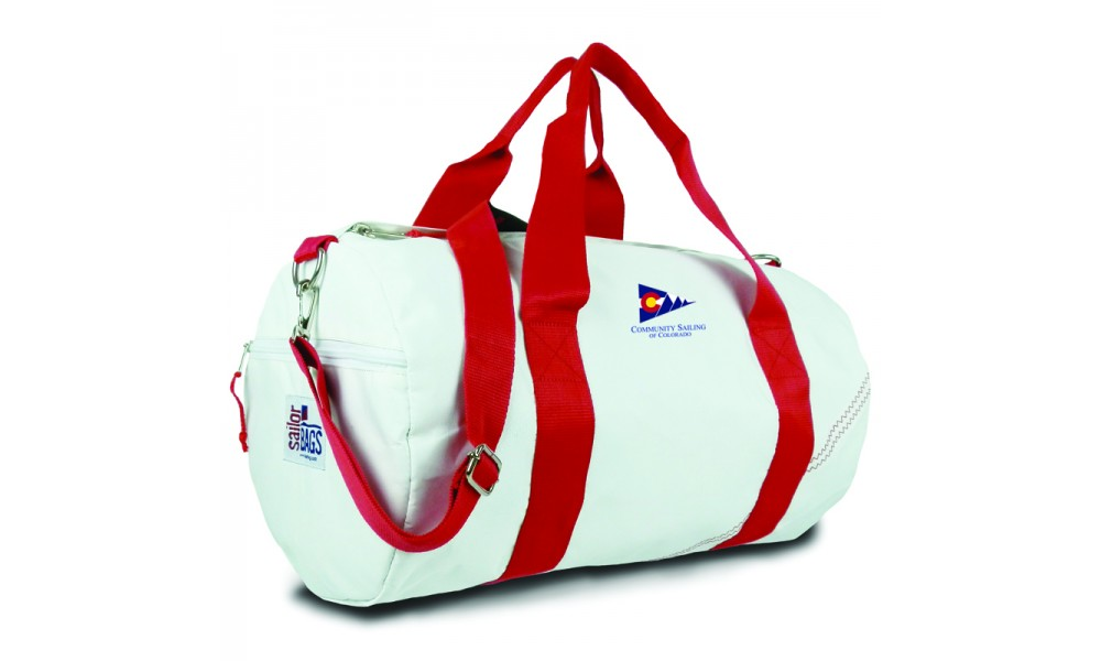 CSC offer Newport Round Duffel - Medium - PERSONALIZE FREE!
