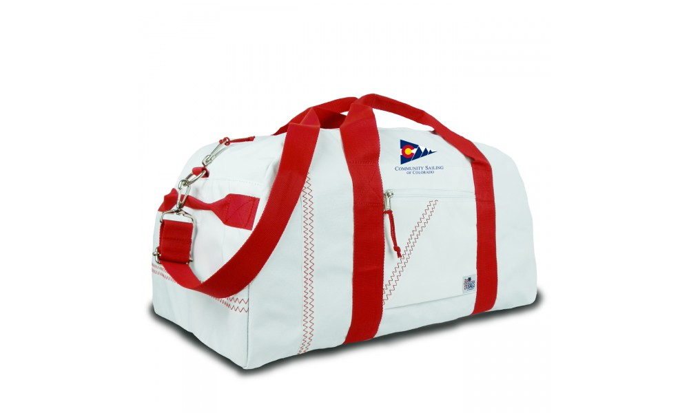 CSC offer Newport Square Duffel - Large - PERSONALIZE FREE!