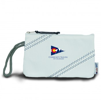 CSC offer Chesapeake Wristlet- PERSONALIZE FREE!