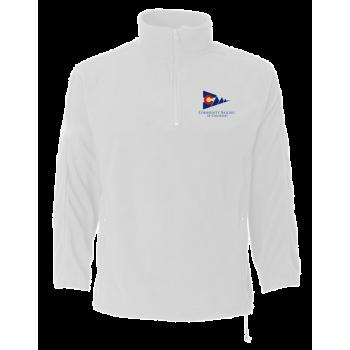 CSC - FeatherLite - Microfleece Unisex Quarter-Zip Pullover