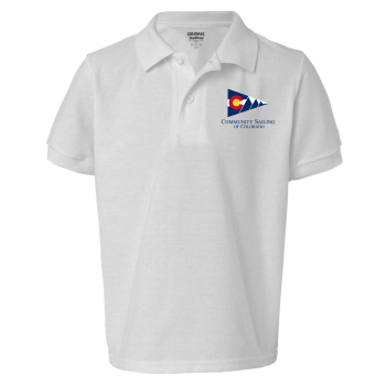 CSC - Gildan - DryBlend® Youth Pique Sport Polo Shirt