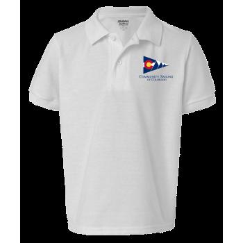 CSC - Gildan - DryBlend® Youth Pique Sport Polo Shirt