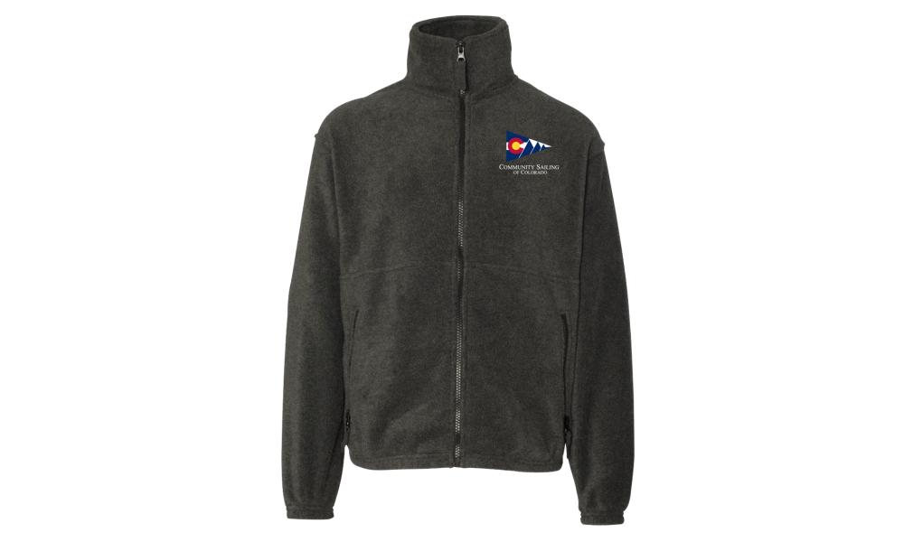 CSC - Sierra Pacific Youth Full-Zip Fleece Jacket