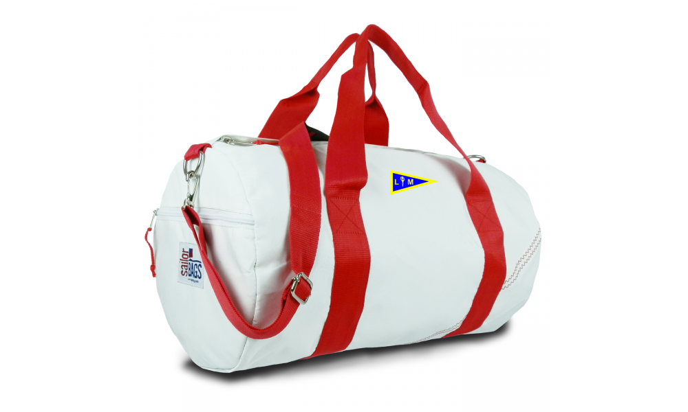 LMSA offer Newport Round Duffel - Medium - PERSONALIZE FREE!