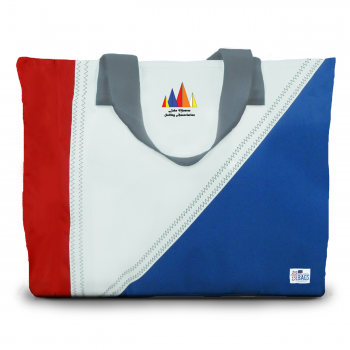 LMSA offer Tri-Sail Medium Tote - PERSONALIZE FREE!