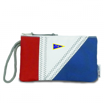 LMSA offer Tri-Sail Wristlet  - PERSONALIZE FREE!
