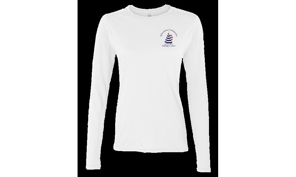 MCSC - Softstyle Women's Long Sleeve T-Shirt