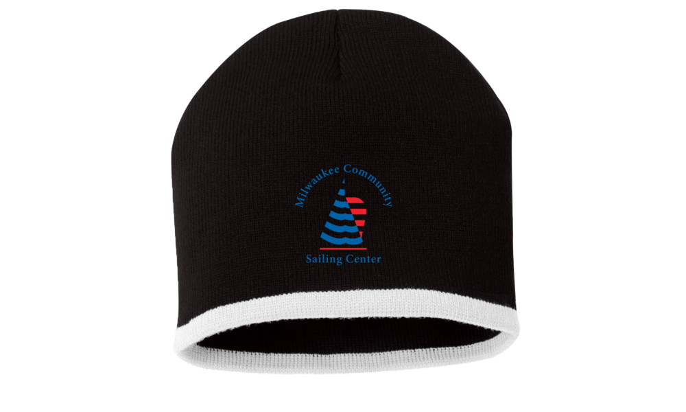 MCSC - Sportsman - Bottom Striped Knit Beanie