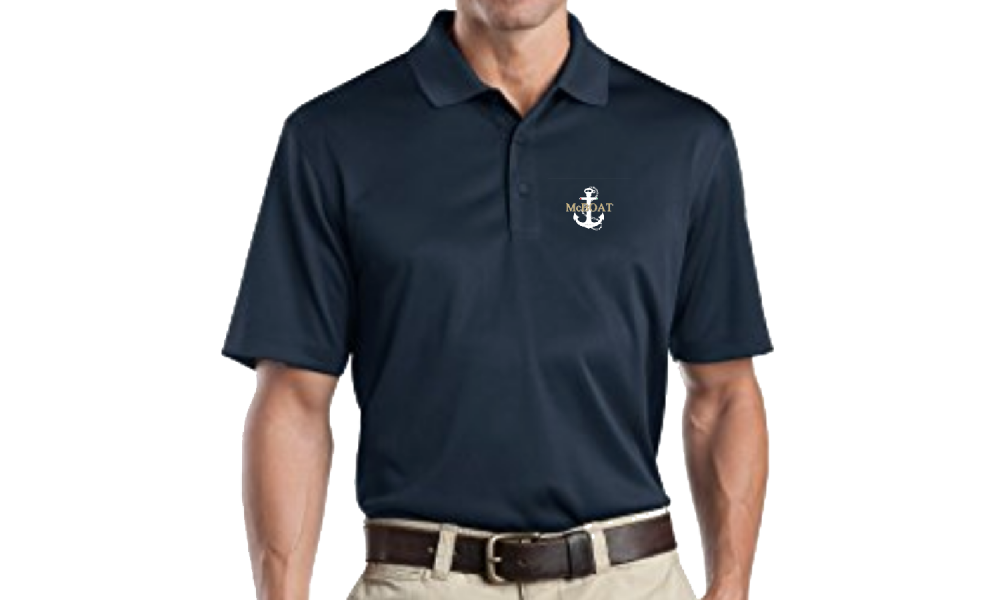 McBoat - Lightweight Snat Proof Tactical Polo