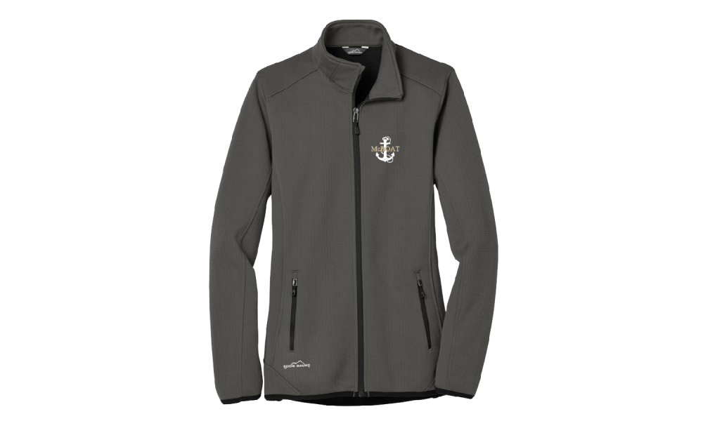 McBoat -  Eddie Bauer Dash Ladies Full Zip Fleece