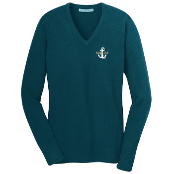 McBoat -   Ladies V-Neck Sweater