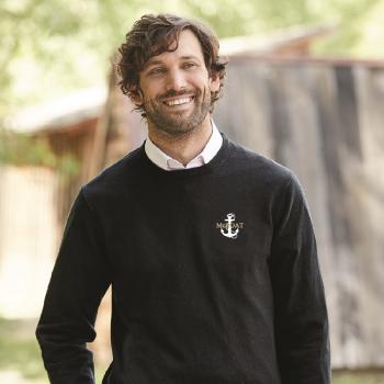 McBoat -  Weatherproof Vintage Cotton Cashmere Crewneck Sweater