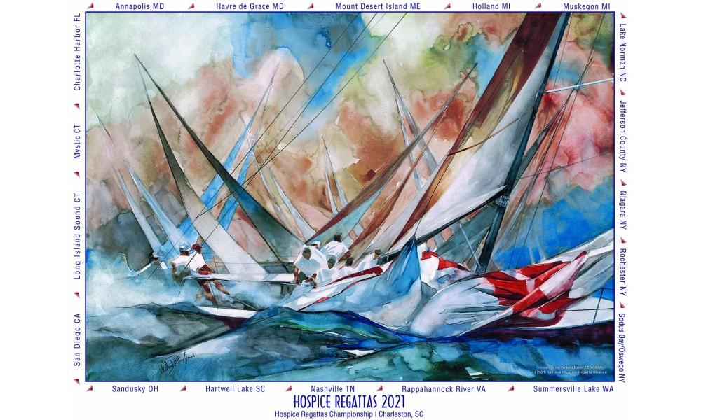 NHRA 2021 Willard Bond Poster