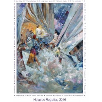 NHRA 2016 Willard Bond Poster