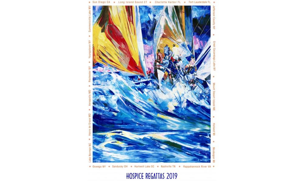 NHRA 2019 Willard Bond Poster