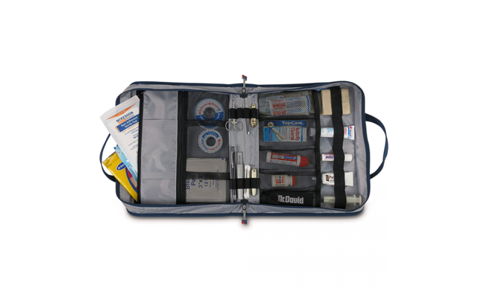 Silver Spinnaker Utility Case First Aid
