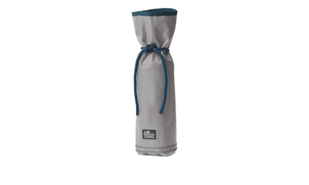 Aquarius Sport - Silver Spinnaker Bottle Bag - PERSONALIZE FREE!