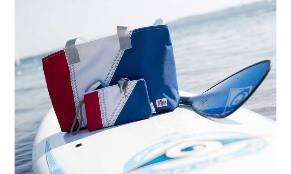 MCSC offer  Tri-Sail Medium Tote - PERSONALIZE FREE!