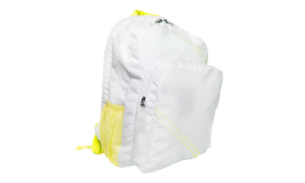 Cabana Backpack in Yellow