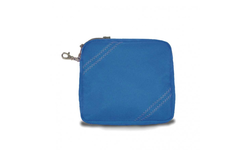 The Chesapeake Accessory Pouch comes in nautical blue.