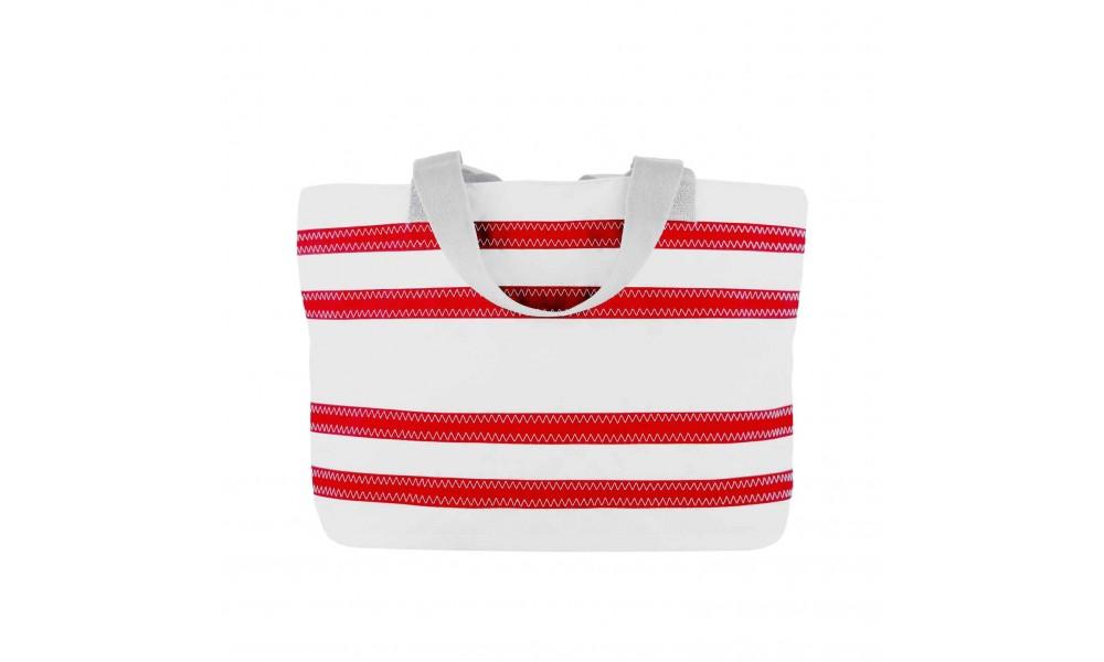 Nautical Stripe Medium Tote