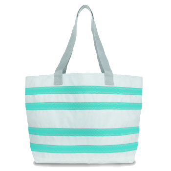MCSC offer Cabana Stripe Tote - Large - PERSONALIZE FREE!