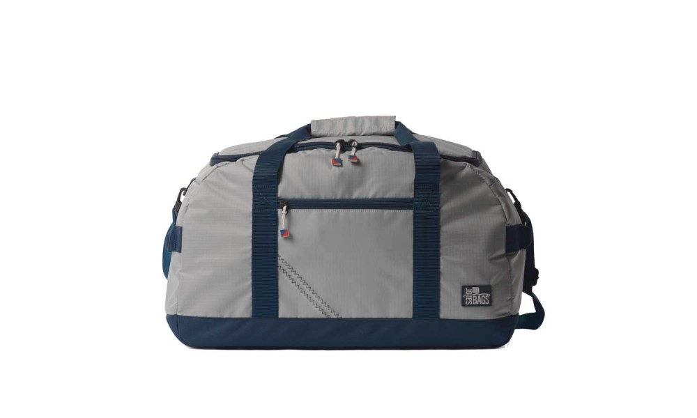 BoatUS offer  Silver Spinnaker Racer Duffel- PERSONALIZE FREE!