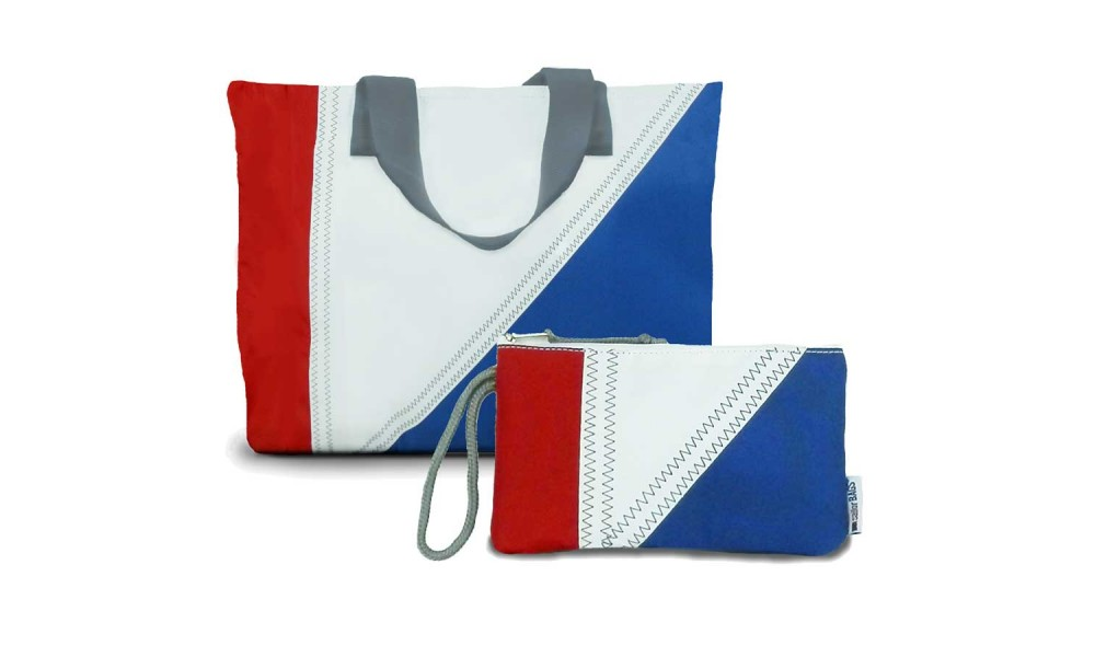 Red, White, and You Tri-Sail Set