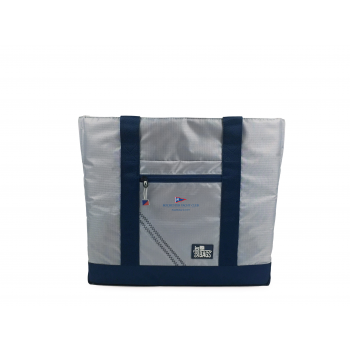 RYC offer  Silver Spinnaker All-Day Tote - PERSONALIZE FREE!