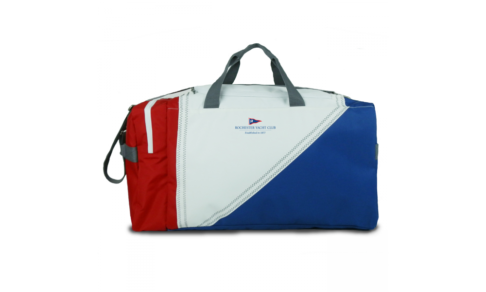 RYC offer Tri-Sail Duffel - PERSONALIZE FREE!
