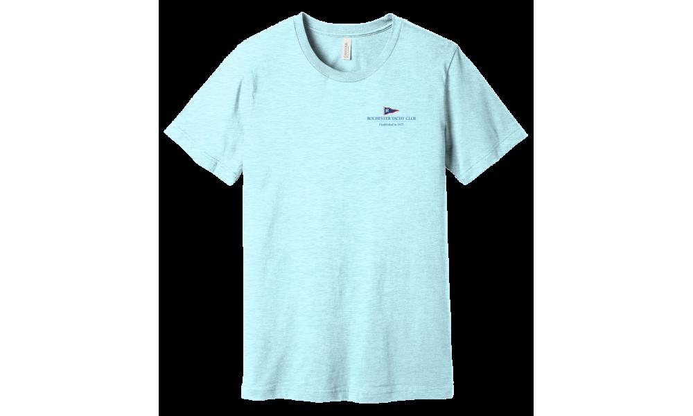 RYC BELLA+CANVAS ® Unisex Heather CVC Short Sleeve Tee