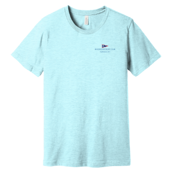 RYC BELLA+CANVAS ® Unisex Heather CVC Short Sleeve Tee