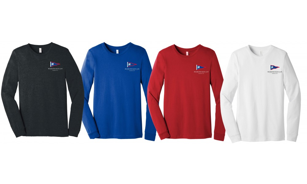 RYC  BELLA+CANVAS ® Unisex Jersey Long Sleeve Tee
