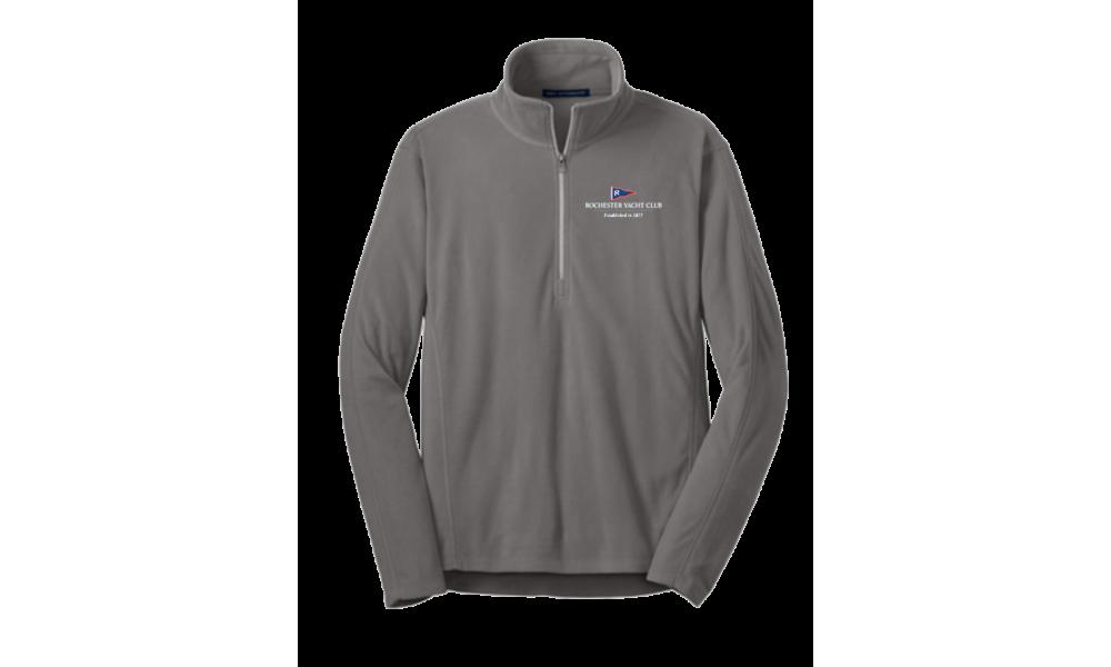 RYC Microfleece 1/2-Zip Pullover