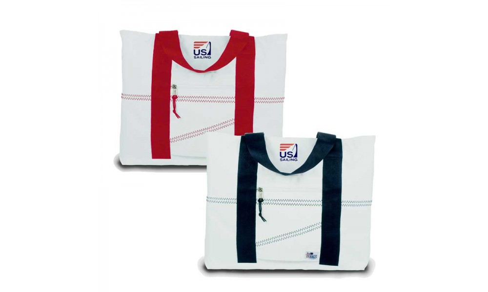 US Sailing Newport Large Tote - PERSONALIZE  FREE!