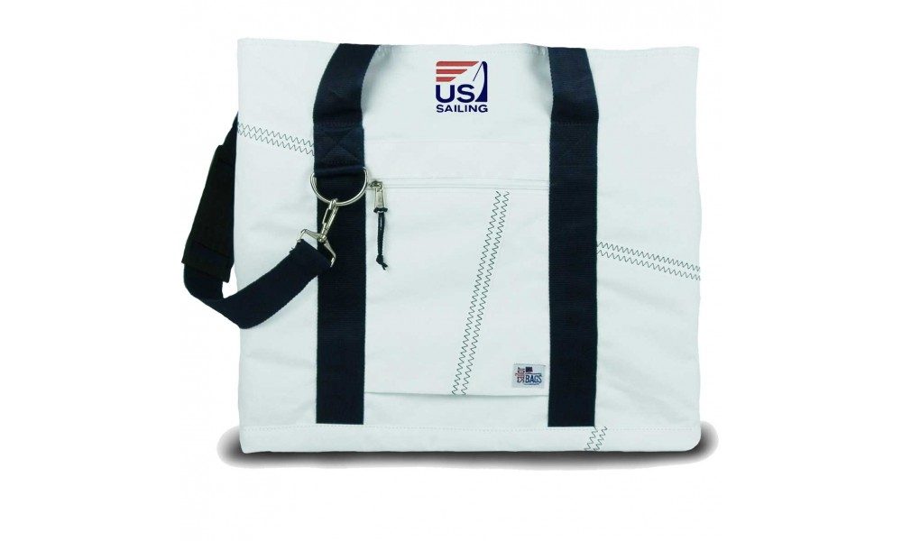 US Sailing Newport Tote - XL - Personalize for FREE!