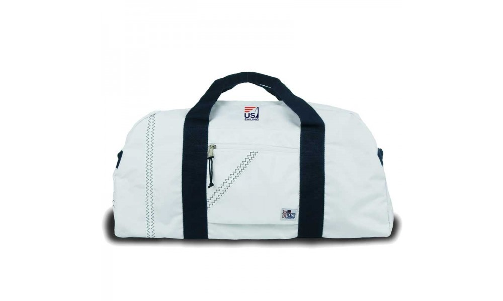 US Sailing Newport Large Square Duffel - Personalize for FREE!