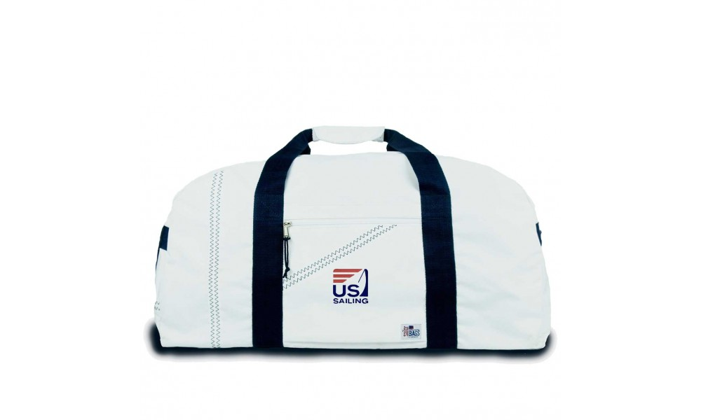 US Sailing Newport Square Duffel - XL - Personalize for FREE!
