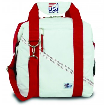 US Sailing Newport Cooler Bag - 24 Pack - PERSONALIZE  FREE!