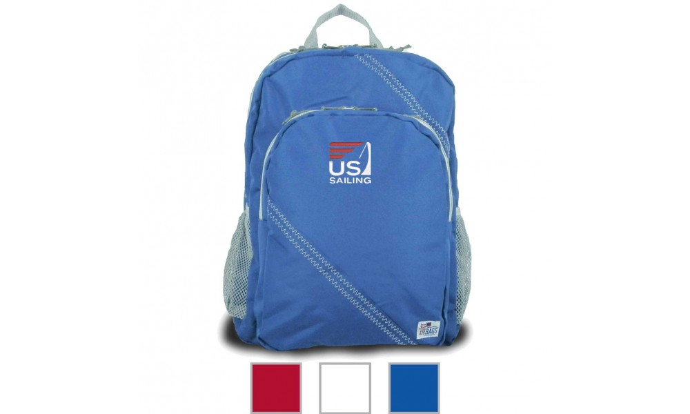 US Sailing Chesapeake Backpack - PERSONALIZE  FREE!