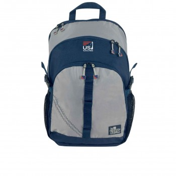 US Sailing Silver Spinnaker Daypack - PERSONALIZE  FREE!