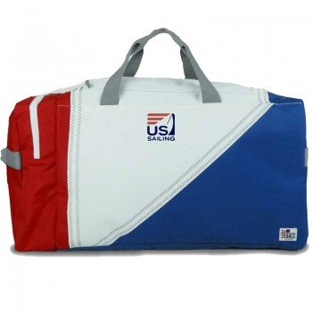 US Sailing Tri-Sail Duffel - Personalize for FREE!