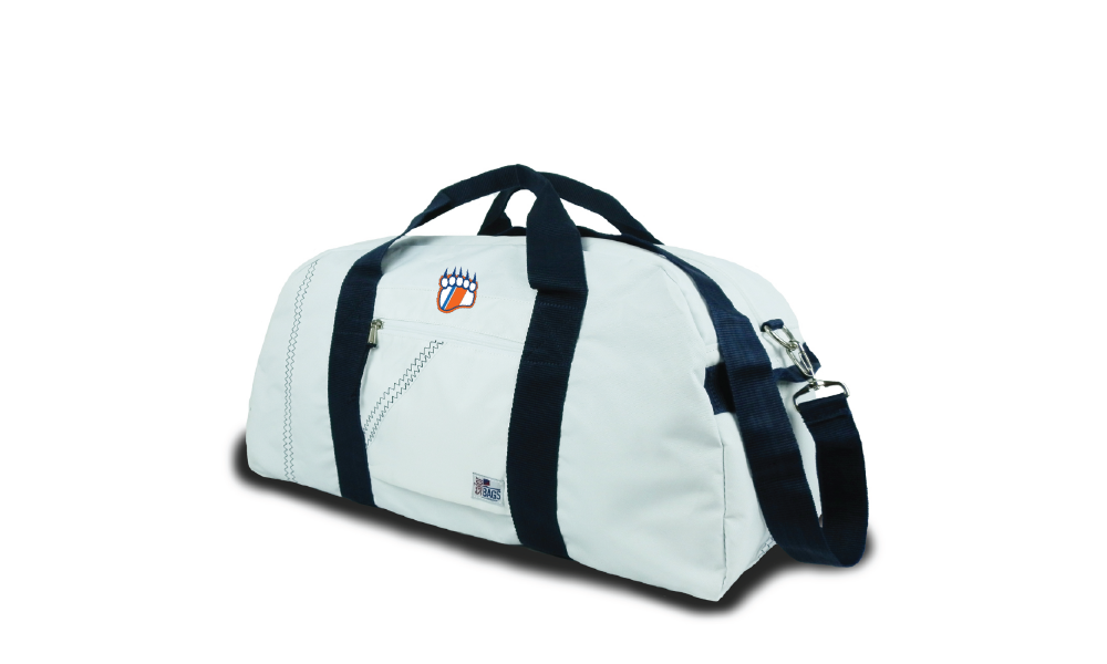 USCGA offer Newport Square Duffel - Large - PERSONALIZE FREE!