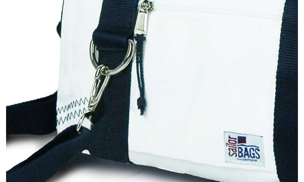 Newport Cooler Bag - 8 Pack close up
