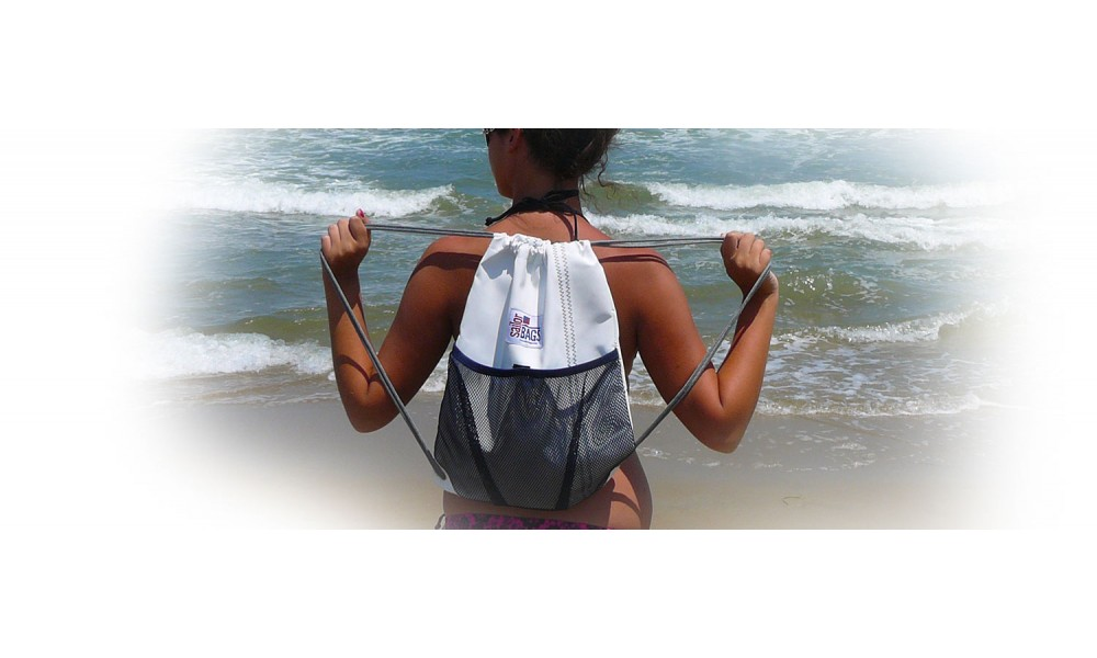 Chesapeake Drawstring Backpack