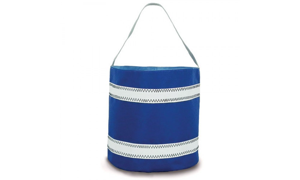 Nautical Stripe Bucket Bag