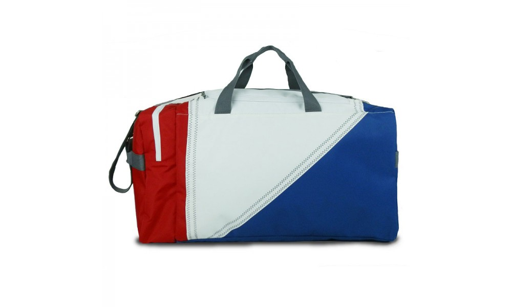 BoatUS offer Tri-Sail Duffel - PERSONALIZE FREE!